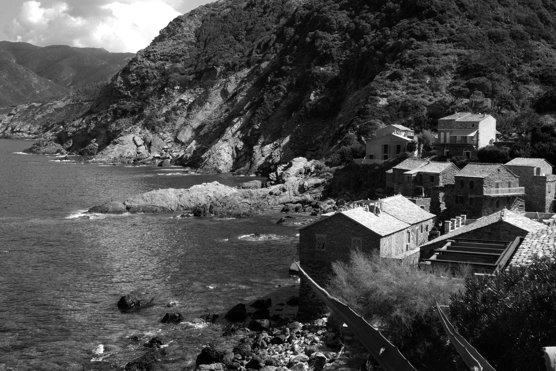 Balade en Corse en n&B #181031