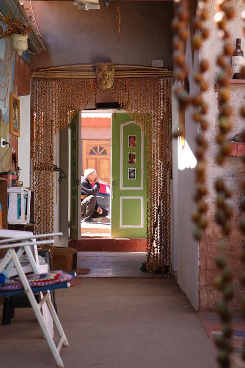 San Pedro de Atacama: à la Casa de los Musicos et dans le pueblo