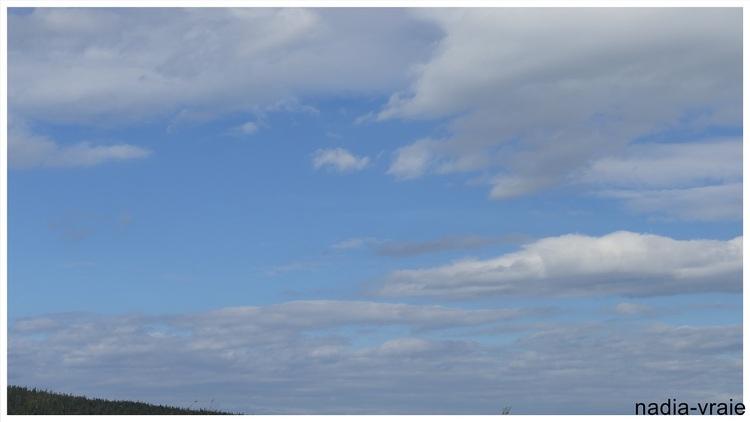 """Mon coin de ciel du Québec. (Communauté""""petit coin de ciel"""""""