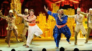 dance ballet aladin the musical