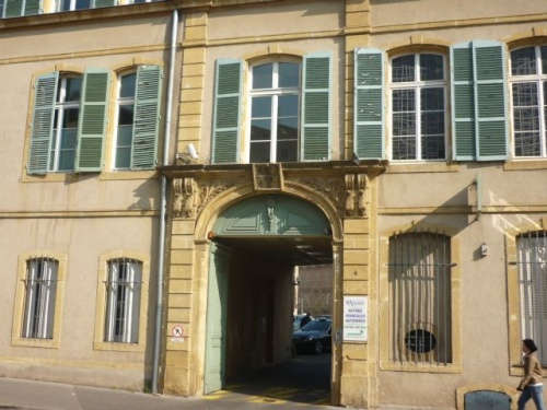 Belle journée à Metz (5 mars 2011)