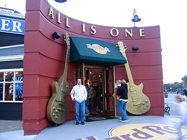 San Francisco Hard Rock café
