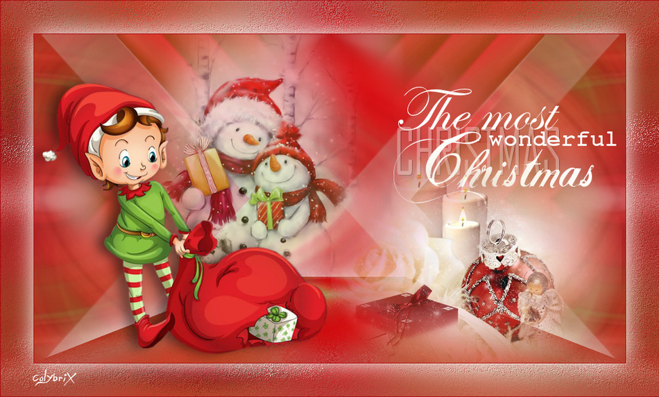 Merry Christmas (The most wonderful Christmas)