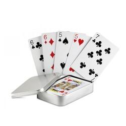 Ranges tes cartes !