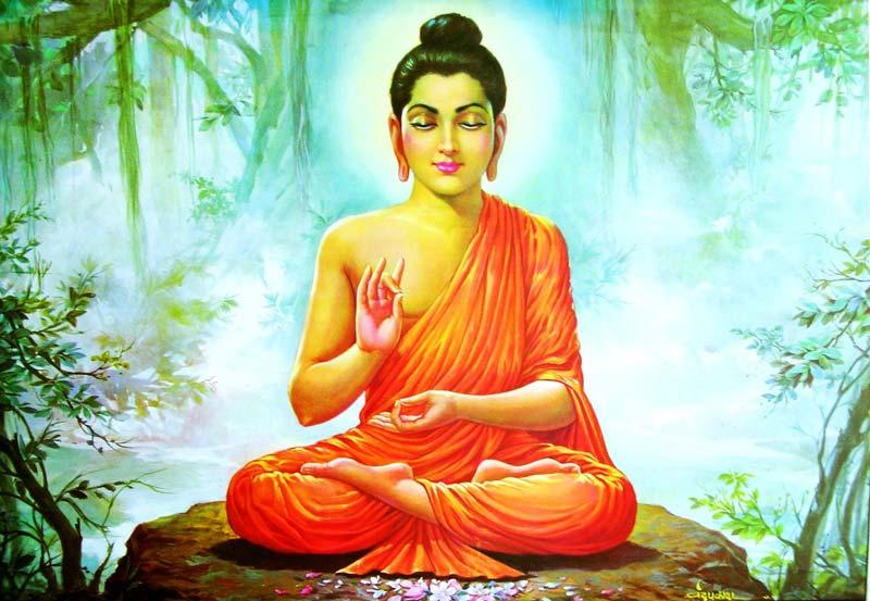 Les 5 Rememorations De Bouddha Les Anges D Alodie