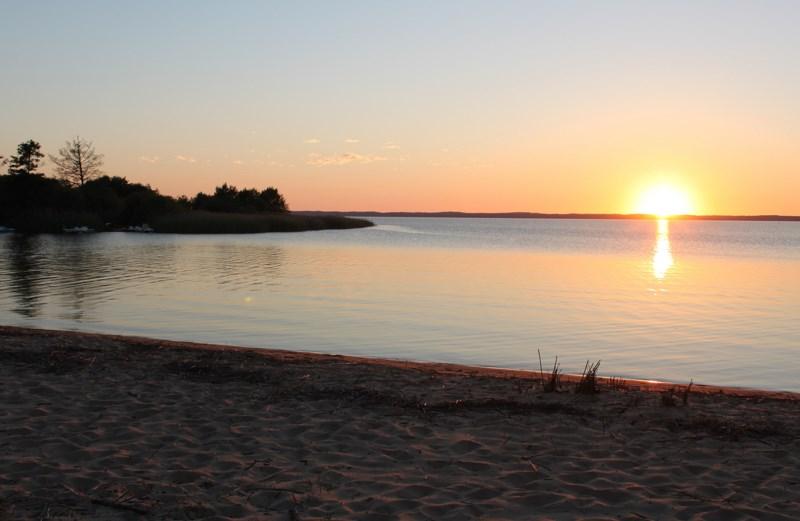 811 - Arrêt sur images au Lac de Cazaux-Sanguinet (40)