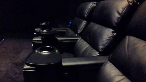fauteuil salle dolby