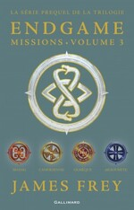 Endgame Missions volume 3 de James Frey :