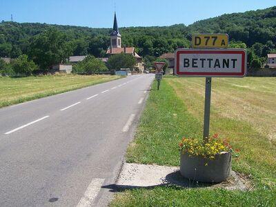 L'Ain - Bettant -