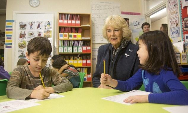 Camilla et la lecture