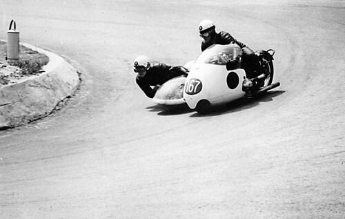 Photos trouvées : G.P. de Belgique 1962 à Spa