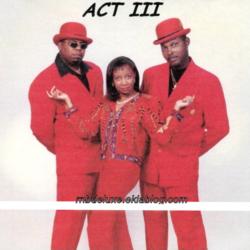 Act III - Act III - 2003