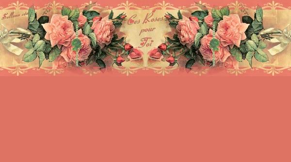 Papiers**Des Roses anciennes**