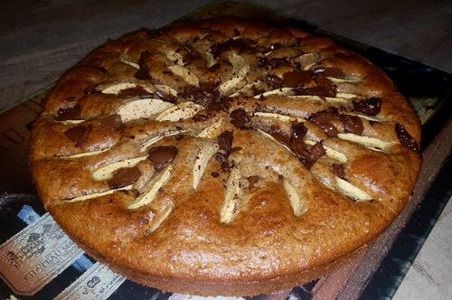 Gâteau pommes...