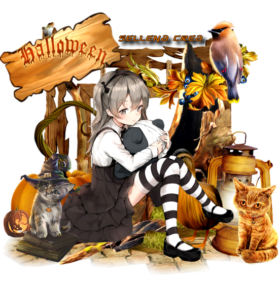 **Halloween**défi Nathy