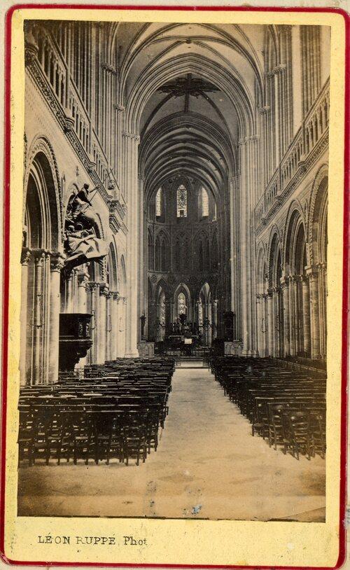Bayeux au XIXe siècle