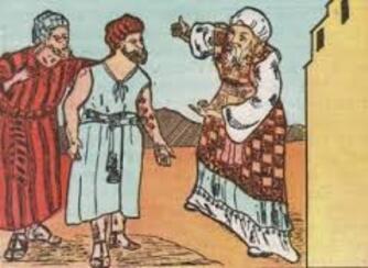 LA GUERISON DU LEPREUX selon St Luc 5,12-16