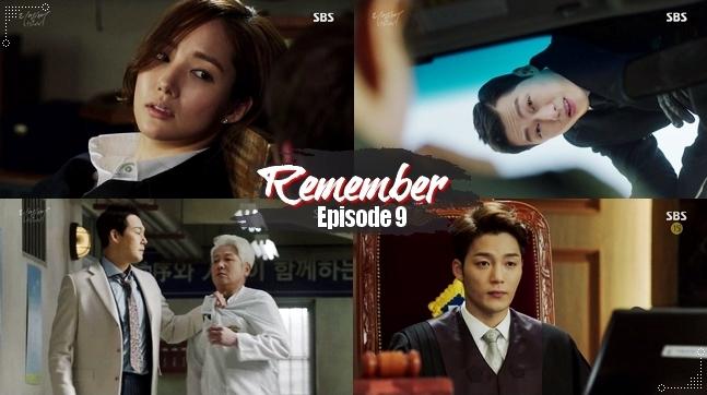 Remember  - épisode 9 -
