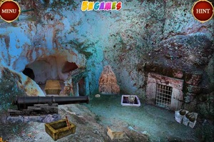 Jouer à Escape games - Ancient cave