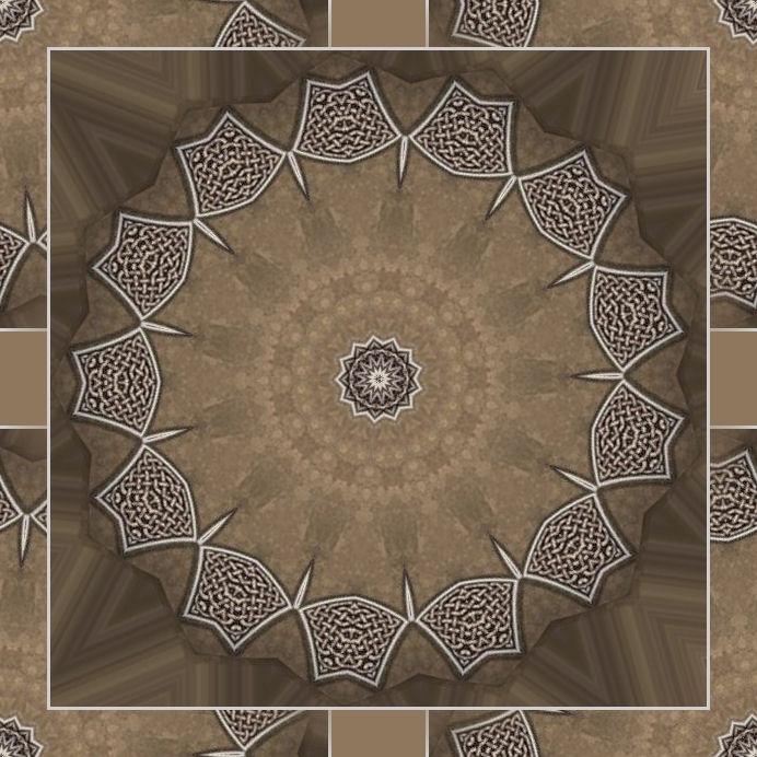 Mandalas carré page 5