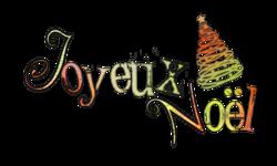 Joyeux Noël à tous mes amis