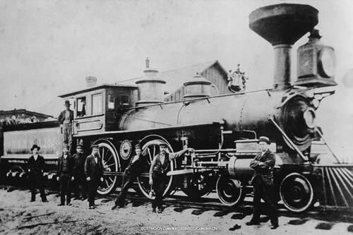 Et une autre locomotive !