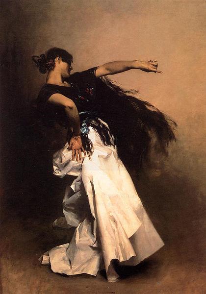 Fichier:Sargent John Singer Spanish Dancer.jpg