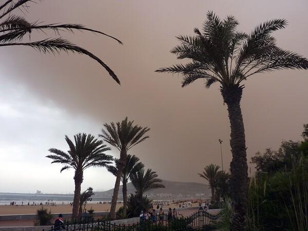 Agadir Sirocco