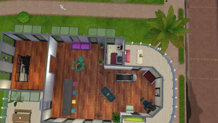Sims 4 : Vivre en appartement