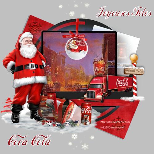 Noel Coca Cola