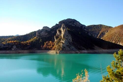 Ce lac est vraiment magnifique