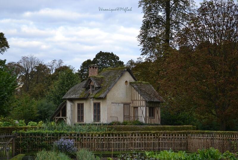 Versailles : Le Domaine de Marie-Antoinette : Le Boudoir