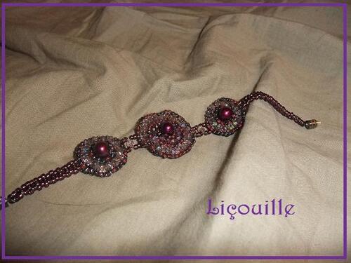 bracelet Roseton