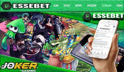 Agen Joker123 Judi Slot Online Apk Terbaru Di Indonesia