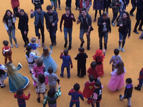 Carnaval pour petits et grands
