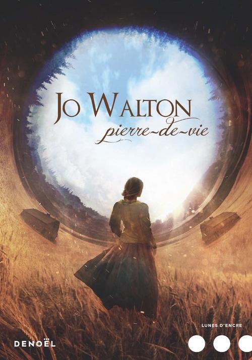 Couverture du prochain roman de Jo Walton
