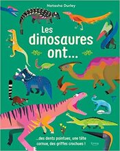 Les dinosaures ont...
