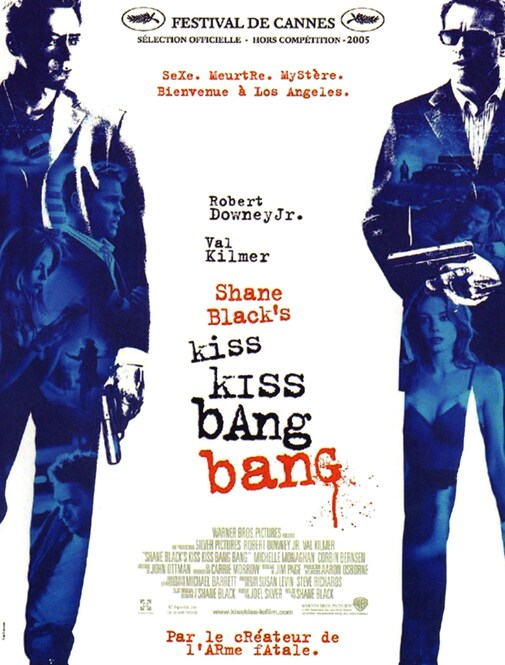 KISS KISS BANG BANG BOX OFFICE FRANCE 2005