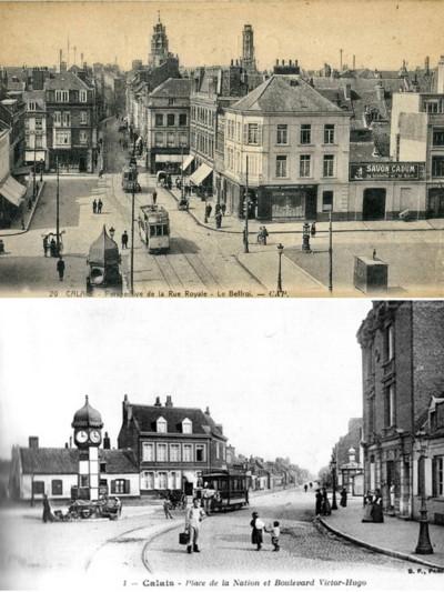 Blog de alorsraconte :CALAIS, Rétro: le tramway à Calais