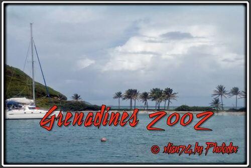 Montage audiovisuel sur les Îles Grenadines de 14 minutes 44