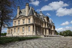 MAISONS-LAFFITTE  Le Château