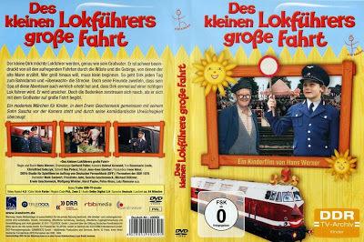 Большая поездка маленького машиниста / Des kleinen Lokführers große Fahrt. 1978.
