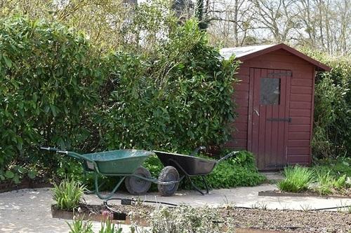 ... jardin de chaumont sur loire...!