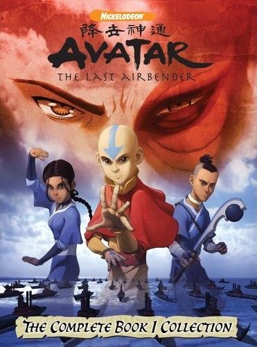 Avatar Le dernier maître de l'air : Livre 1