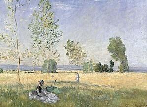 Claude Monet Été 1874