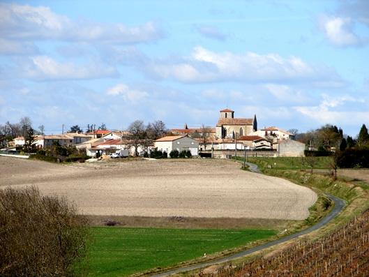 Le village - Semoussac