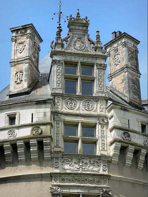 Château du Lude (Sarthe )
