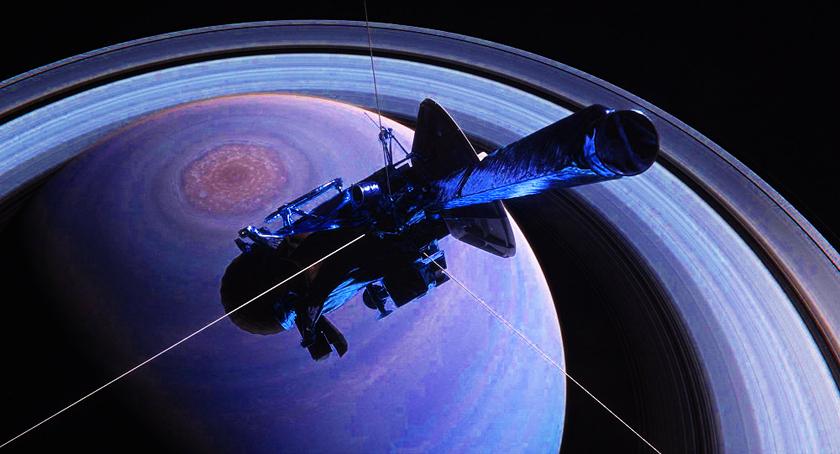 Des signaux mystérieux en provenance de la lune de Saturne Encelade