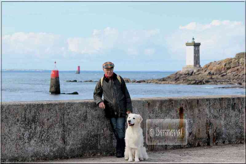 BRETAGNE Le Conquet Kermorvan Finistère