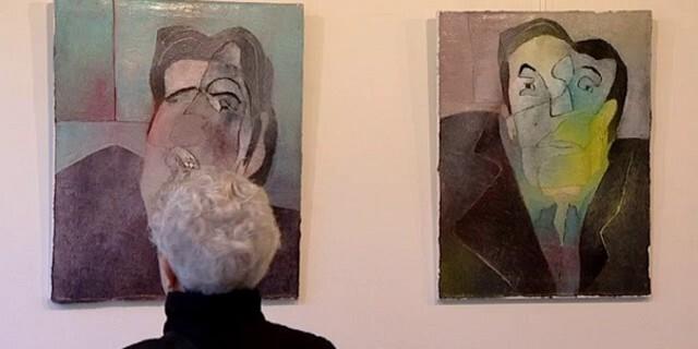 Portraits signés Marcel Dirou